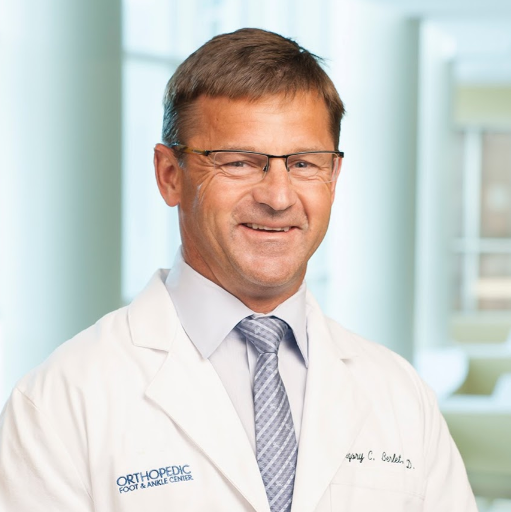 Greg Berlet, MD